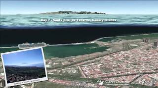 "http://www.CleanCruising.com.au/ship.asp?ship=PAOVEN - This virtual cruise video provides an aerial ""birds-eye"" view of the..."