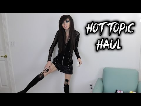 HOT TOPIC HAUL