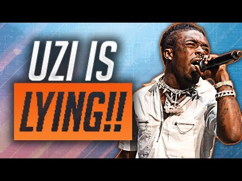 Lil Uzi Vert Is LYING About Quitting Music & Deleting Eternal Atake!