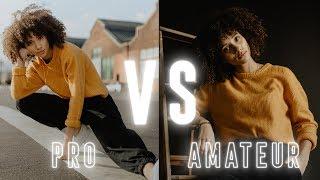 Video Pro vs. Amateur Photographer MP3, 3GP, MP4, WEBM, AVI, FLV September 2019
