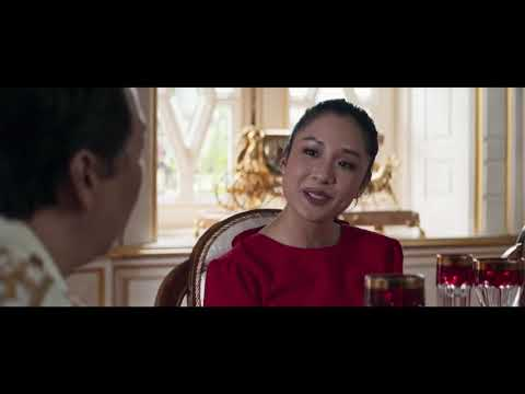 Crazy Rich Asians - Eating With Goh Peik Lin's Family (2018)