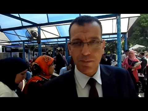 حمزه دعبس : يتقدم باوراق ترشيحة على مقعد المستوى العام بنقابة المحامين