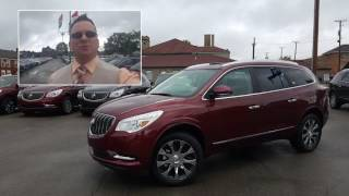 2017 Buick Enclave for Fran by Wayne Ulery.  See what Wayne's Buick customers are saying at www.wayneulery.com/buick#Buick #Enclave Got Onstar?  Have a GM vehicle without it?  Get a trial for 90 days.  Learn more: https://wayneulery.com/OnstarTrialFor national sales contact Wayne Ulery at 330.333.0502See behind the scenes and more on Snapchat: www.wayneulery.com/snapchatBuick Videos:2016 Buick Encore VS. 2017 Buick Encorehttps://www.youtube.com/watch?v=2K-j1wf4GAA