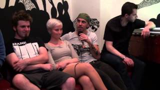 Video Rock Café - sedmé narozeniny (rozhovor II.)