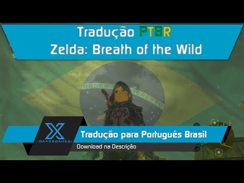 CEMU - Como Instalar Tradução Português Brasil Zelda: Breath of the Wild