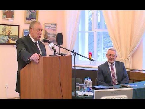 Губернатор Сергей Митин встретился со студентами Новгородского государственного университета