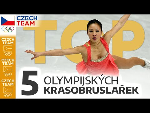 TOP: 5 olympijských krasobrusařek