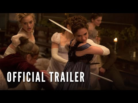 Pride and Prejudice and Zombies (Trailer)
