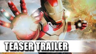 Iron Man 3 Teaser Trailer (2013)