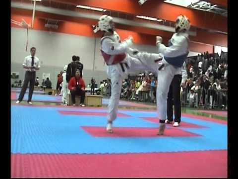 10.Keltencup in Meiningen Taekwondo knockout 2011