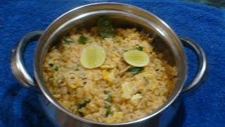 Egg fried rice  is a quick and simple recipe. Good option for lunch box. Its easy and yummy too. You can make it with left over rice too.
