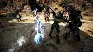 Видео к игре Black Desert из публикации: Оружейное пробуждение Волшебников в корейской версии Black Desert