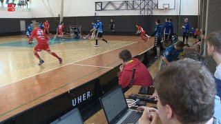 Náhled - Mohelnice hostila dvoudenní Play Up divize mužů ve florbale