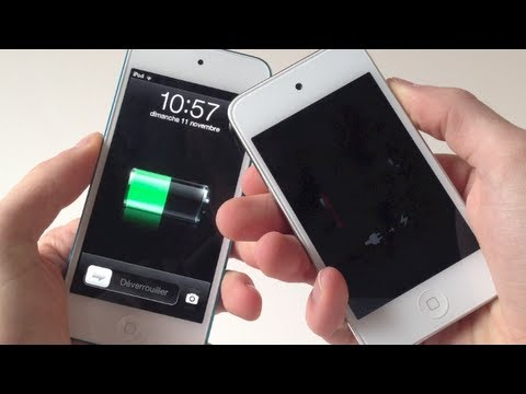 comment economiser batterie iphone 5