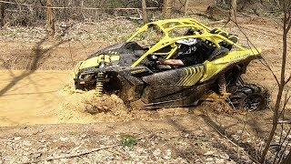 9. Trails, Stuck CanAm X3 XMR, Bundy Hill, May 5