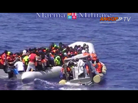 International Highlight: Over 7,000 migrants held in Libyan