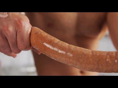 猛男下廚,做義大利香腸給你吃!