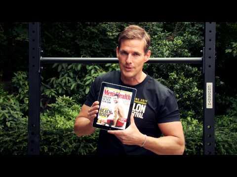 Video of Men's Health Deutschland
