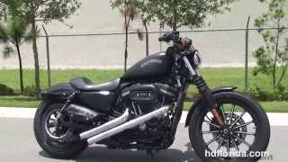 10. Used 2013 Harley Davidson Sportster Iron 883 Motorcycles for sale - Orlando, FL