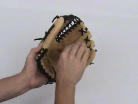 How To Break In a New Glove