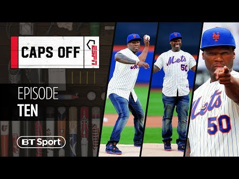 The worst celebrity pitches in MLB history! Caps Off, episode 10