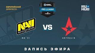 Na`Vi vs Astralis - ESL Pro League S7 EU - de_inferno [Enkanis, ceh9]