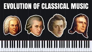 The Evolution Of Classical Music