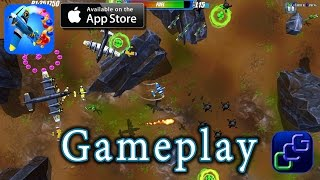 Spinnywings By Strange Flavour iOS Gameplay