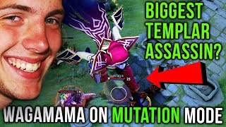 Video Wagamama Trying New WTF Mutation Mode, 1 SHOT = 1 KILL! - Best Templar Assassin with 28 Kills Dota 2 MP3, 3GP, MP4, WEBM, AVI, FLV Juni 2018