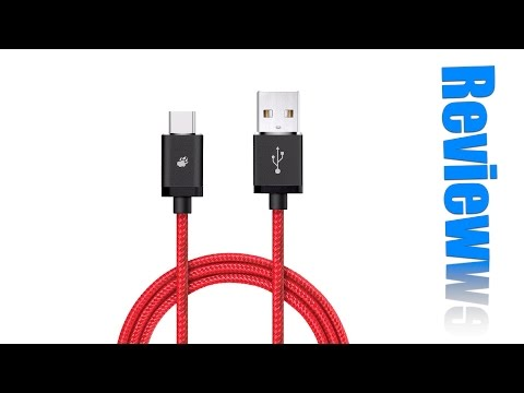 BlitzWolf Braided Type-C (3.3ft, 1M) USB Cable: Review