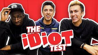 Video THE IDIOT TEST w/ MINIMINTER & TBJZL MP3, 3GP, MP4, WEBM, AVI, FLV Oktober 2018