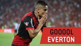 O gol de Everton contra o Santos pelo ângulo exclusivo da FlaTV. -------------- Seja sócio-torcedor do Flamengo: http://bit.ly/1QtIgYl --------------- Inscre...