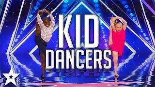 Video TOP 10 Kid Dancers on Got Talent WORLDWIDE 2017 | Got Talent Global MP3, 3GP, MP4, WEBM, AVI, FLV Agustus 2019