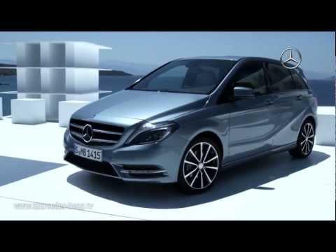 Mercedes-Benz B-class The new B-Class