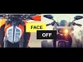2017 KTM DUKE 390 vs 2017 KTM RC 390 FACEOFF   Music Video