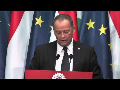 Az európai béke záloga a nacionalizmus visszaszorítása