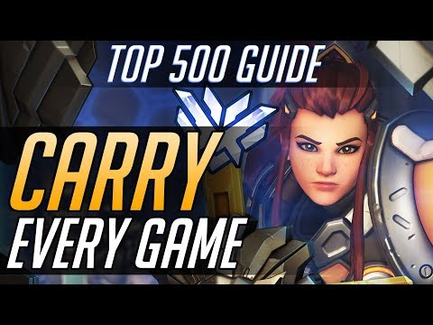 Brigitte: CARRY Every Game - OVERWATCH PRO GUIDE