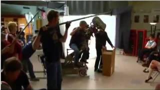 Glee Behind the Scenes