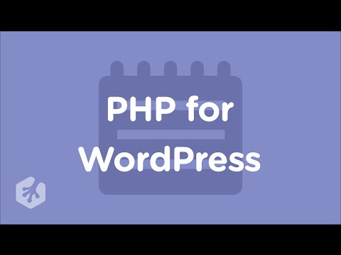 Learn PHP for WordPress at Treehouse