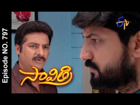 Savithri   20th October 2017  Full Episode No 797
