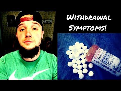 Common Hydrocodone Withdrawal Symptoms