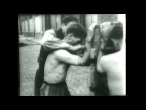 Original Nazi Concentration Camp Video Uncensored - part 2 (видео)