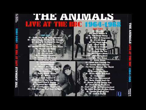 The Animals   Bring It On Home To Me  BBC. DES Stereo.