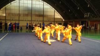Chizhou China  city photos gallery : Preparação Shaolin Valinhos - 6th World Traditional Wushu Festival – Chizhou, China