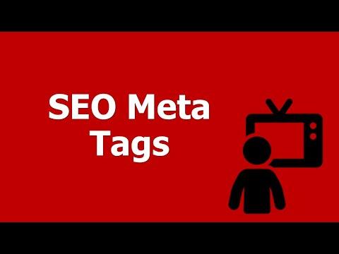 The Major SEO Meta Tags (SEO Title Tag, Meta Description Tag, Keywords Tag) Explained