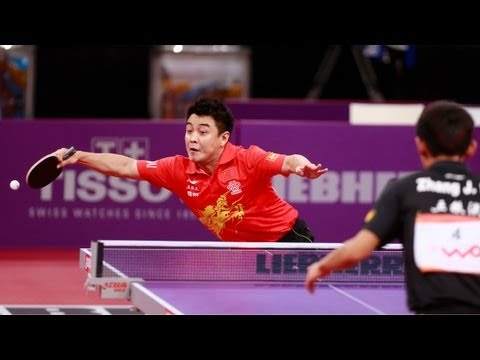 FINAL - Review all the highlights from the Zhang Jike vs Wang Hao Mens Singles Finals match at the 2013 World Table Tennis Championships in Paris, France. ©TMS Inter...