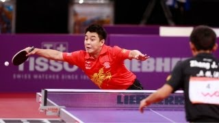 Table Tennis Highlights, Video - WTTC 2013 Highlights: Zhang Jike vs Wang Hao (Final)