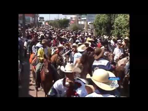 Organização cancela cavalgada de feira agropecuária em Cacoal, RO