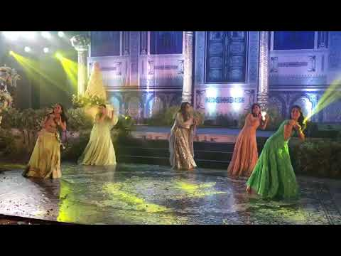 The Wedding Pullav | Indian Wedding Dance Bangkok | Shreya Sachdev