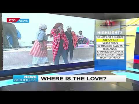 News Sources 5th May 2016 - IEBC to stay put despite public demand